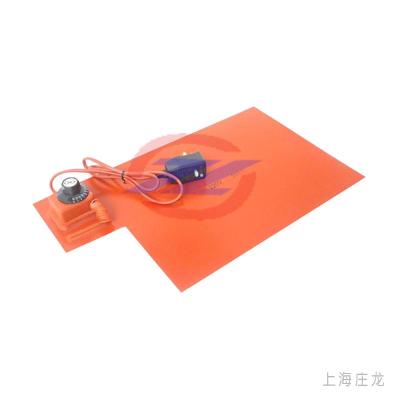 带温控硅胶加热板